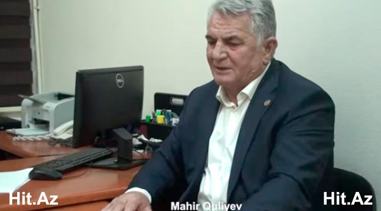 """""""Çox utanıram, vicdan əzabı çəkirəm"""" - Həbs edilən icra başçısı"""