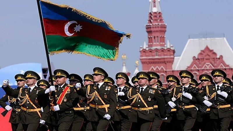 Bu gün Moskvadakı paradda Azərbaycan hərbçiləri də iştirak edəcək