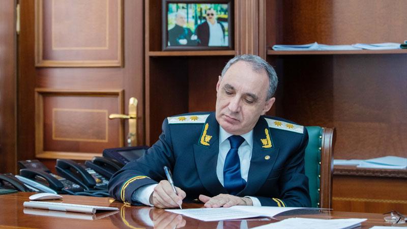 Kamran Əliyev Neftçalaya yeni prokuror təyin etdi