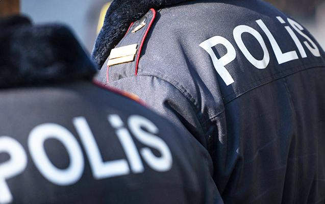Azərbaycanda polislərə hücum - Saxlanılanlar var