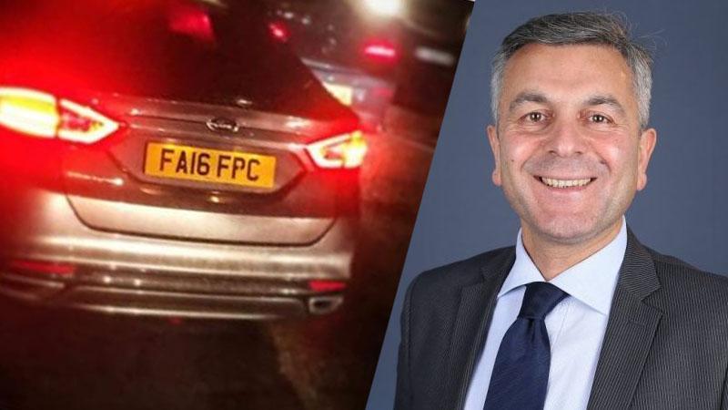 Biləsuvarın yeni başçısının Londonda özəl seriyalı avtomobili - FOTO