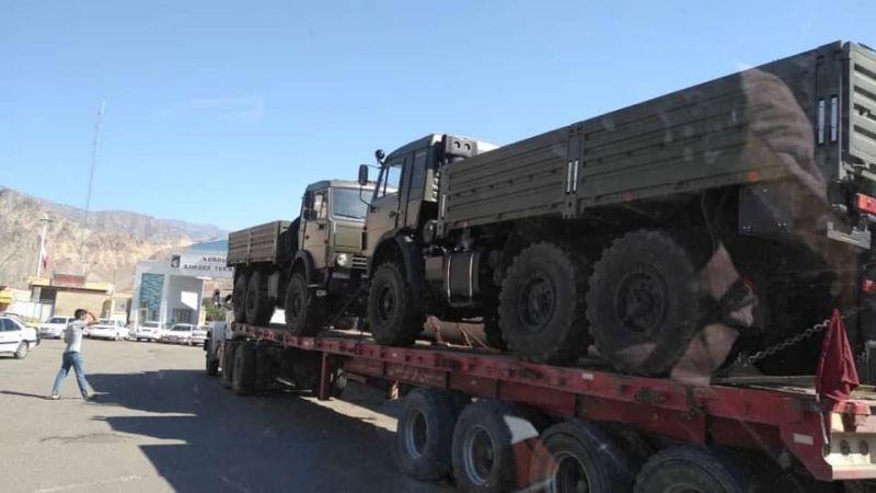 Rusiya İran vasitəsilə Ermənistana yenidən SİLAH GÖNDƏRDİ