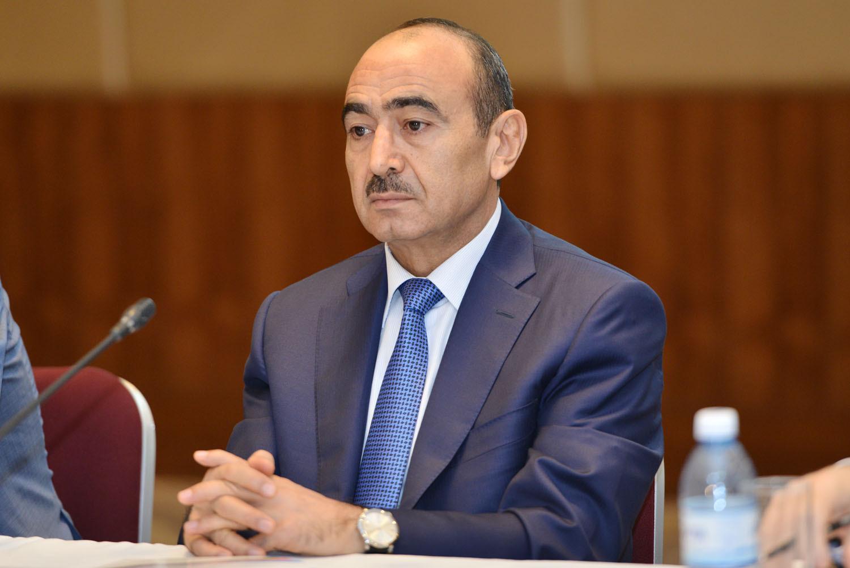 Əli Həsənovun müalicə aldığı deyilən klinikadan açıqlama: