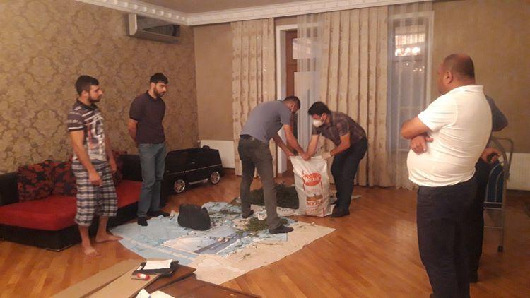 """Polis əməliyyat keçirdi: """"Çopur Ramiz"""" və dəstəsi tutuldu"""