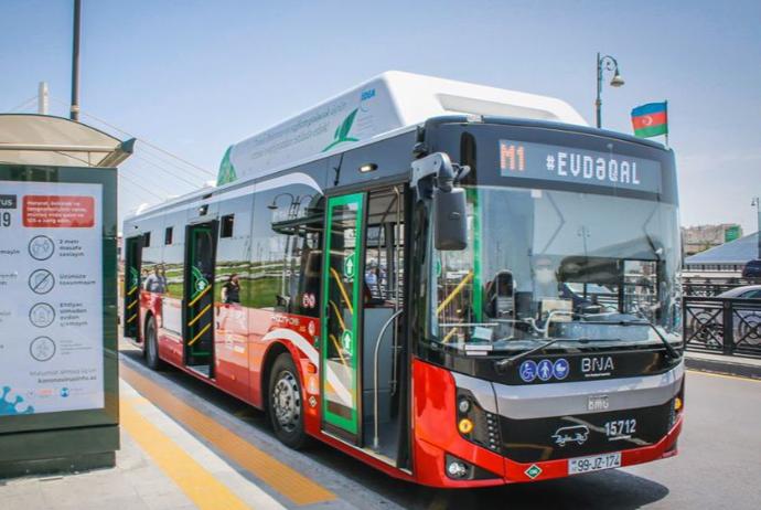 Ekspress avtobuslar ləğv olunur?