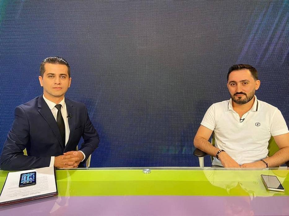 Tanınmış aparıcı AzTV-dən ayrıldı- FOTO