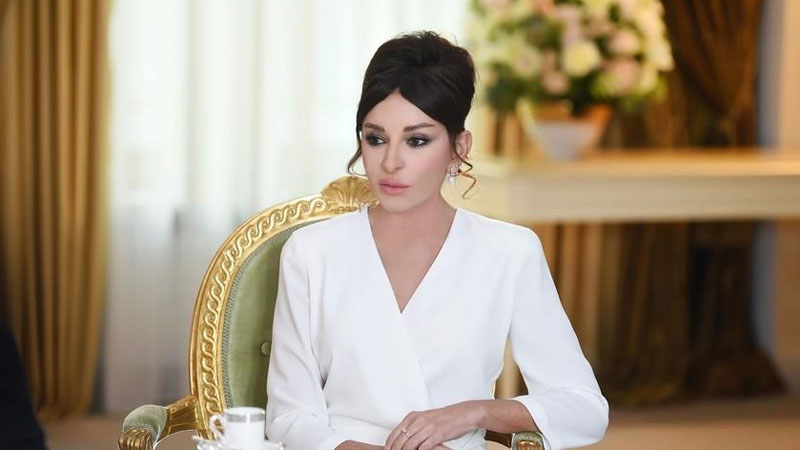 Mehriban Əliyeva musiqi ictimaiyyətini TƏBRİK ETDİ