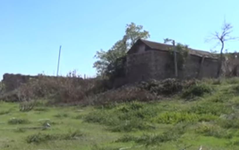 İşğaldan azad olunan Daşkəsən kəndi - VİDEO