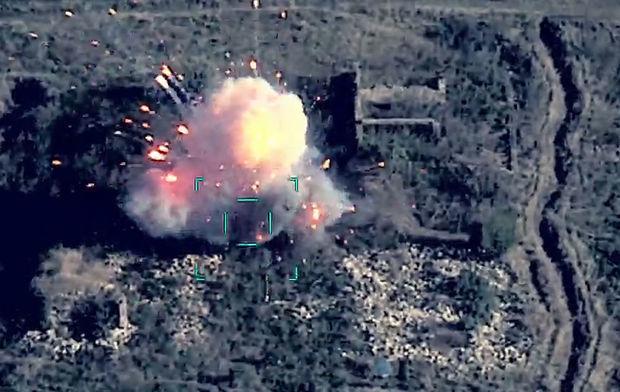 Düşmənin Qarabağda hava hücumundan müdafiə sisteminin 80 faizi MƏHV EDİLİB