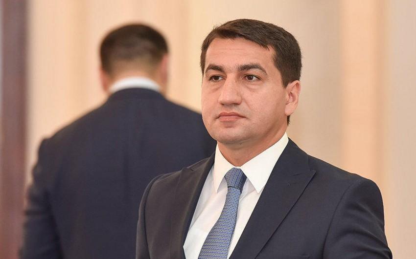 Ermənistan ərazisindən Azərbaycana hücum olacaqsa... -  Prezidentin köməkçi ...