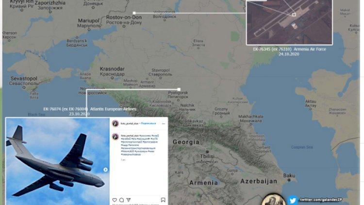 Moskva Yerevana silah sistemləri göndərir: Məqsəd Ermənistanı xilas etməkdi ...