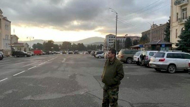 Arutyunyan foto paylaşdı: