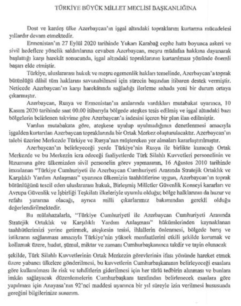 Türkiyə Azərbaycana ordu göndərir