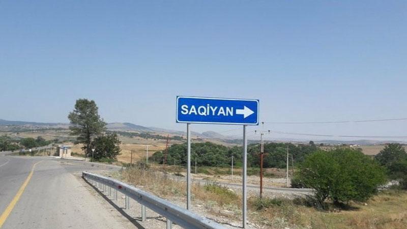 Şamaxının Saqiyan kəndi: Kənd erməni adı daşıyır?
