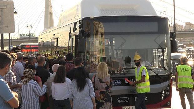 Paytaxtda avtobusların intervalında gecikmə var? - AÇIQLAMA