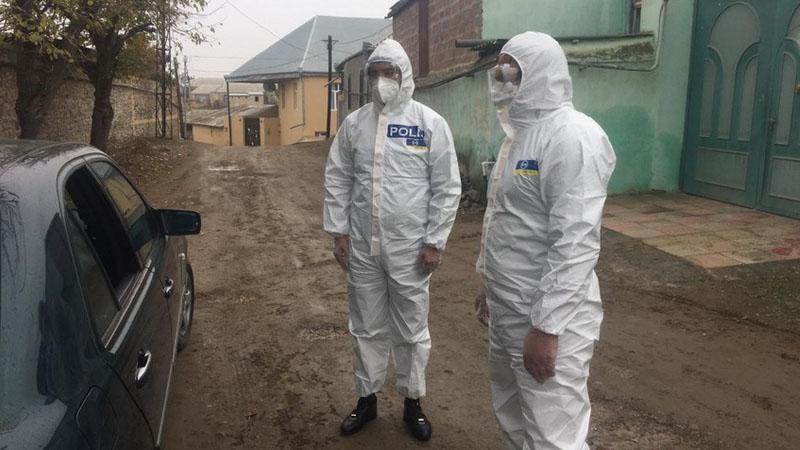 Daha 28 nəfər COVID-19 xəstəsinə cinayət işi açıldı
