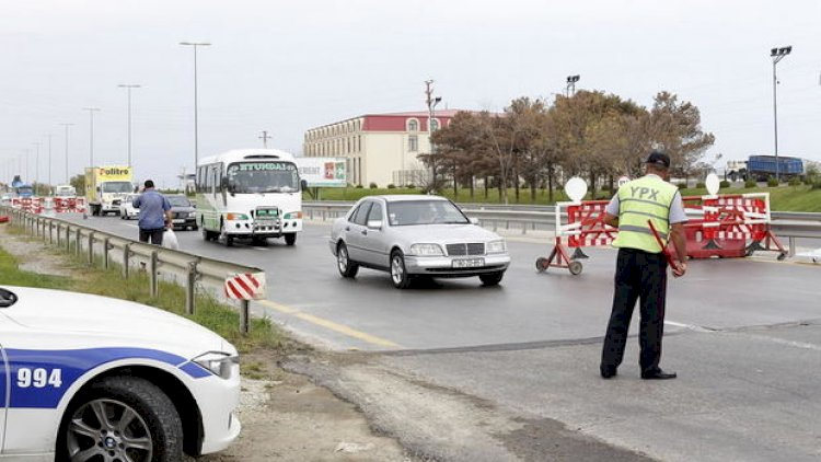 """Avtobus sürücüsü sükan arxasında """"patı"""" çəkibmiş - DYP reyd keçirdi"""