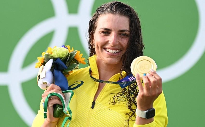Görün Olimpiya medalını necə qazandı! -