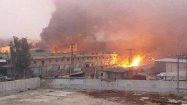 PKK Afrində xəstəxananı vurdu: 19 ölü, 40 yaralı