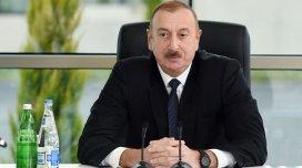 İlham Əliyev Xalq artistinə ev hədiyyə etdi