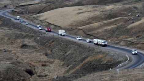 """""""Azərbaycan Laçın dəhlizinin bağlanması üçün güclü arqumentlər yığır"""""""