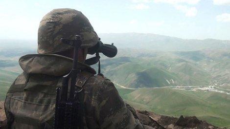 Ordumuz azad edilmiş əraziləri belə qoruyur - FOTO/VİDEO