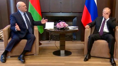 Rusiya Lukaşenkonu yola salır -ŞƏRH