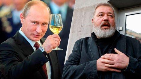 Putin niyə Muratovu təbrik etmədi?
