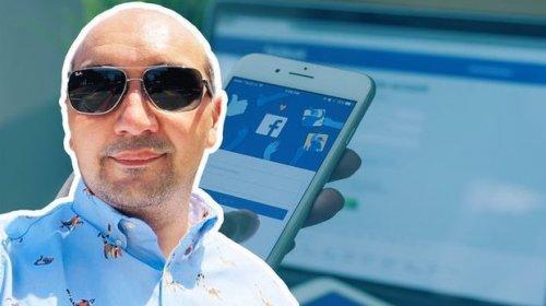 """Facebook""da çalışmış azərbaycanlı - VİDEO"