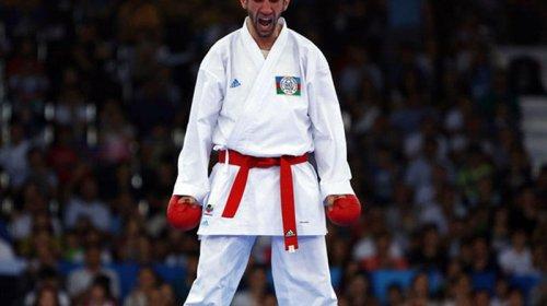 Daha bir karateçimiz olimpiadaya lisenziya qazandı