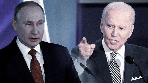 Artıq bu hücumlara alışmışam - Putin Baydendən danışdı