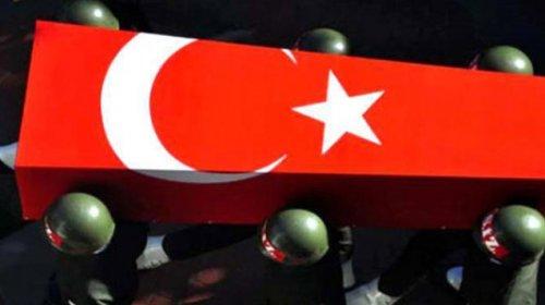 Türkiyənin iki hərbçisi şəhid oldu -FOTO