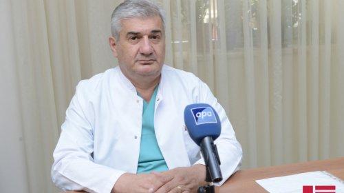 Respublika Klinik Uroloji Xəstəxanasına yeni direktor təyin olundu
