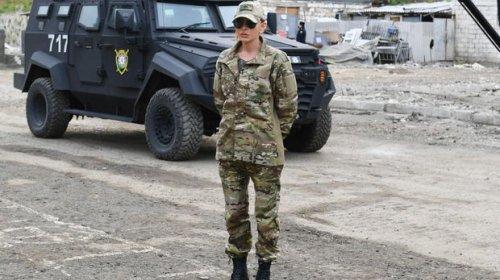 """Mehriban Əliyeva: """"Allah Azərbaycan hərbçilərini qorusun!"""" - FOTO"""