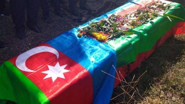 Azərbaycan Ordusunun əsgəri HƏLAK OLDU
